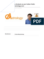 Omastrology.com-Career Astrology Analysis as Per Indian Vedic Astrology OmAstrologycom