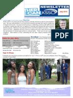 Kingsbury Newsletter July 2014