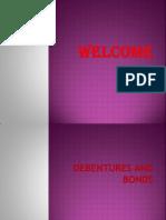Debentures and Bonds