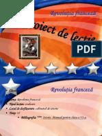 Revolutia Franceza Proiectul Lectiei de Evaluare