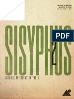 Sisyphus – Journal of Education | Vol 1, Issue 2
