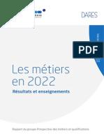CGSP DARES Les Metiers en 2022 01072014