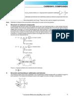 Carbonyl Compound Theory_E