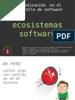 Ecosistemas Software