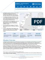 Hostilities in Gaza and Israel, UN Situation Report as of 15 July 2014