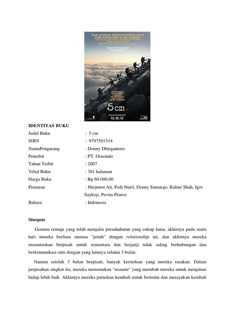Siswa Blog Sinopsis Film 5cm Dalam Bahasa Inggrls