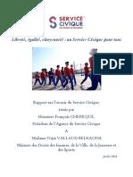Chereque Liberte Egalite Citoyennete Un Service Civique Pour Tous