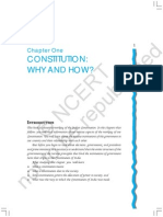 Indian Constitution at Work - NCERT, Class XI