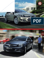 Astra H Brochure