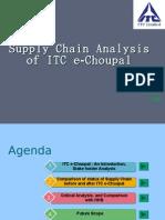 ITC E-Choupal PPT Final