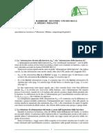 Calcolo Delle Barriere Secondo UNI ISO 9613 2