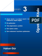 Genel Çeviri-3