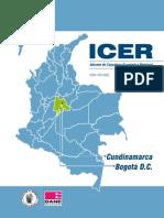 Icer Cundinamarca 2012