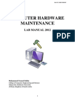 CM Lab Manual