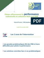 Piloter La Performance Vincent Pereira