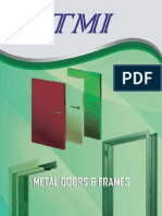 Metal Door - Steel