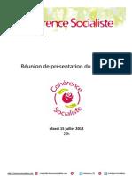 Compte-rendu Réunion 15072014
