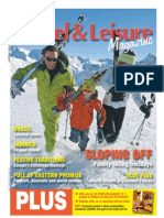 The Travel & Leisure Magazine November 09