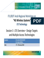 Doc4 LTE Workshop