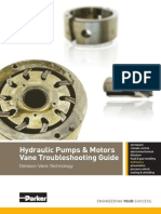 Troubleshooting HYDRAULICS