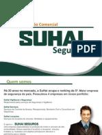 Apresentação Comercial Suhai Seguros