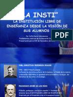 Presentación ILE