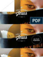 Following Jesus Inc. Monthly Newsletter