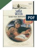 91631571 Wood Sara Love Not Dishonour