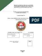 Laboratorio 5 Caracteristicas de Velocidad de Carga de Los Sistemas de Inyeccion