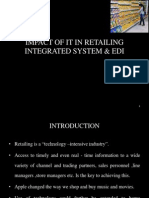 retailing-Impact of Technology