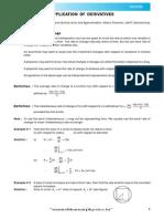 Application of Derivatives Theory_e