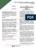 Aula 01 - TEORIA Etica Do Servidor Publico