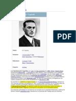 Lev Vygotski Resumen