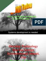 Bioenergy System Needed