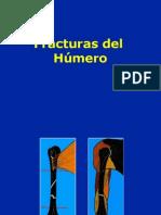 08-Fracturas Del Humero Power