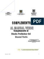 Manual Verde Complemento