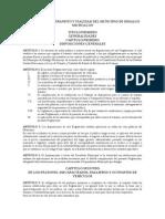 05 Reglamento de Transito y Vialidad Del Municipio de Hidalgo Michoacan