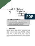 Mengenal Kraf Tradisional_ppg Khas
