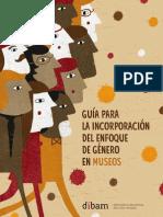 Contenidos Cultura, Patrimonio y Género Archivos Guia Incorporacion Enfoque Genero Museos