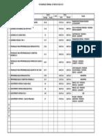 Programação Semanal de Serviços Bloco B 14 á 19-07