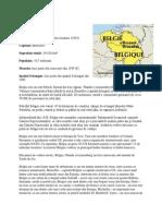 Belgia proiect