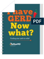 I have GERD! Now what?