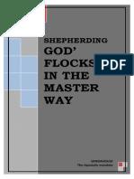 SHERPHERDING GODREAL2