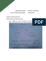 Taller Depreciacion Contabilidad II Luis Mario Viaña Patron