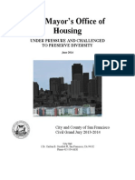 2014 CGJ Report Housing Under Pressure Challenged Preserve Diversity 7-7-14