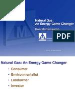 Muhlenkamp Natural Gas