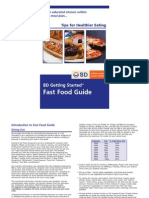 Fastfood Guide