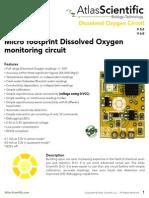 Dissolve Oxygen