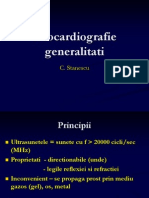 Ecocardiografie generalitati