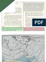 Osmanlının 17-19.Yy Gezginleri ve 1916 Paylaşım Haritası